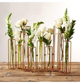 Tozai Home Lavoisier 10 Hinged Flower Vases Set