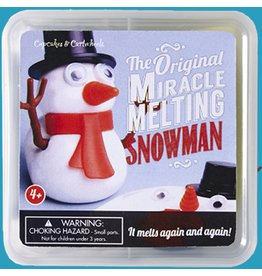 Twos Company The Original Miracle Melting Snowman