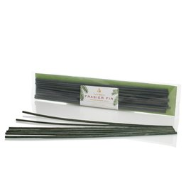 Thymes Reed Refills Frasier Fir Green Replacement Diffuser Sticks 14pk