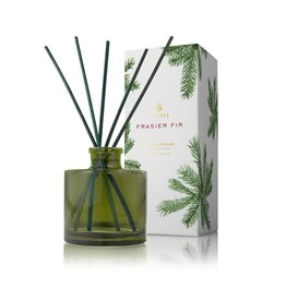 Thymes Frasier Fir Reed Diffuser Set Petite 4 oz