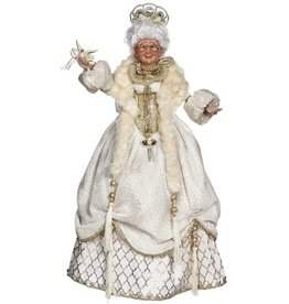 Mark Roberts Fairies Santas Christmas Eve w Mrs Claus 21 inch 51-77878