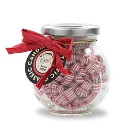 Hammonds Candies Pillows All Natural Mini Mints Candy in 4 oz Jar by Hammonds