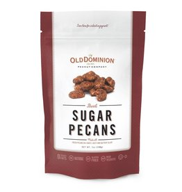 Old Dominion Peanut Company Burnt Sugar Pecans Nut Candy 7oz