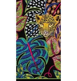 Caspari Paper Guest Napkins 15pk Jungle Story