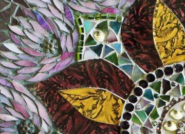 Glistening Glass Mosaics