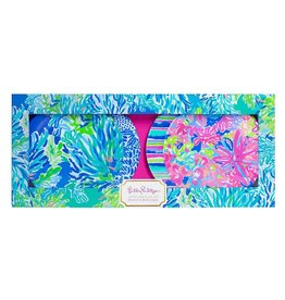 Lilly Pulitzer® Appetizer Plates Set of 4 Wade and Sea