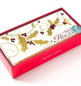 Papyrus Greetings Boxed Christmas Cards Alegro Tossed Ornaments 16pk