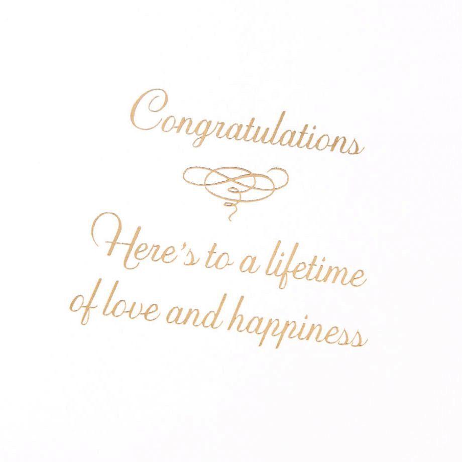 Papyrus Greetings Wedding Card Lesbian Wedding Bride Bride Towels On