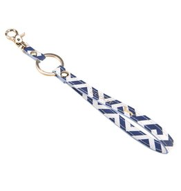 Scout Bags Keychain Key Ring 20414 Bid Day Blue