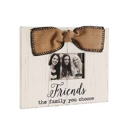 Mud Pie Photo Frame w Friends The Family You Choose