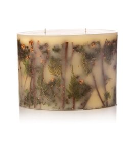 Rosy Rings Forest Botanical Candle Limited Edition 12x7x9