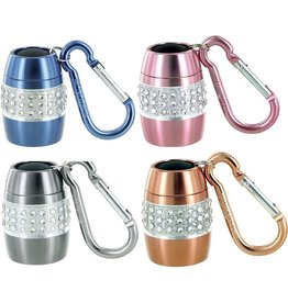 DM Merchandising Lady Nugget Bling Flashlight Ultra Bright LED