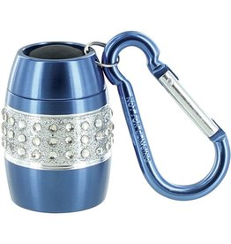 DM Merchandising Lady Nugget Bling Flashlight Ultra Bright LED - BLUE