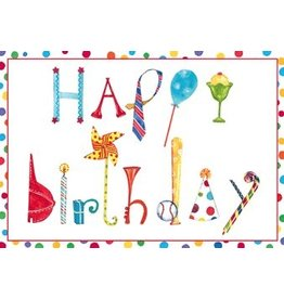 Caspari Birthday Card Your Special Day Happy Birthday