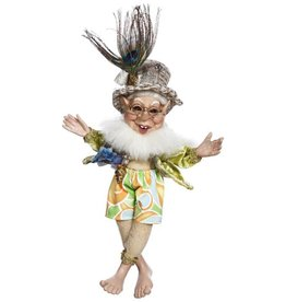 Mark Roberts Fairies Elves Beach Bum Elf 12 inch