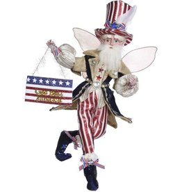 Mark Roberts Fairies Patriotic 51-85168 Patriotic Fairy Med 18 inch