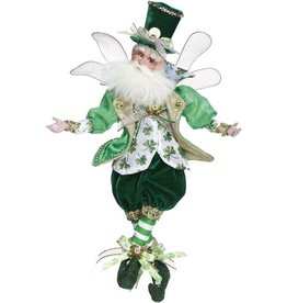 Mark Roberts Fairies 51-85156 Lucky Irish Fairy Med 17 inch