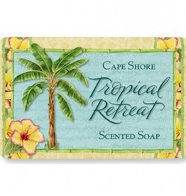 Cape Shore Bar Soap Tropical Retreat Fragrant Scented Soap