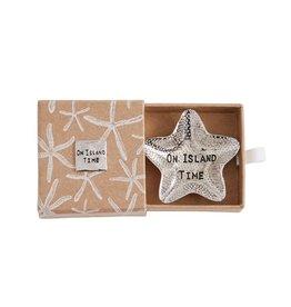 Mud Pie Mini Sea Trinket Dish Starfish On Island Time
