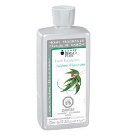 Lampe Berger Oil 500ml 415027 Fresh Eucalyptus