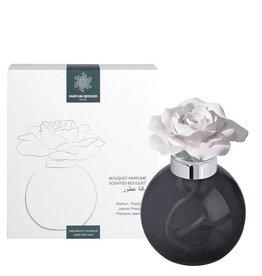 Parfum Berger Ceramic Rose Diffuser w Bouquet Scent Precious Jasmine