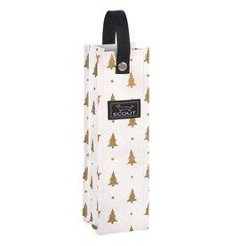 Scout Bags Spirit Liftah Wine Tote Bottle Bag 14137 Pining Fir Gold