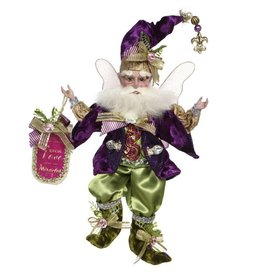 Mark Roberts Fairies Christmas Fairy of Miracles 51-78114 SM 8.5 inch