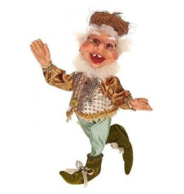Mark Roberts Fairies Spring Elves Bird Lover Elf 51-51814 MD 18 inch
