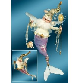 Mark Roberts Fairies Under the Sea Fairy 51-56608-PK LG 23 inch Signed