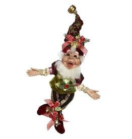 Mark Roberts Fairies Elves Christmas Holly Jolly Elf 51-77656 SM 10in
