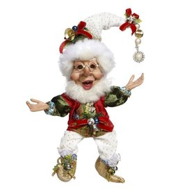 Mark Roberts Fairies Elves Christmas Joyeux Noel Elf 51-77642 SM 11in