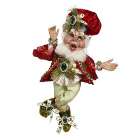 Mark Roberts Fairies Elves Christmas Carol Elf 51-77626 SM 10 inch