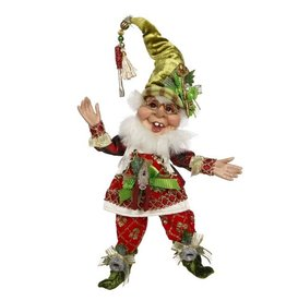 Mark Roberts Fairies Elves Christmas Toymaker Elf 51-77612 SM 10 inch
