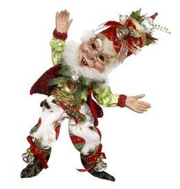Mark Roberts Fairies Elves Christmas Joy of Giving Elf 51-77648 SM