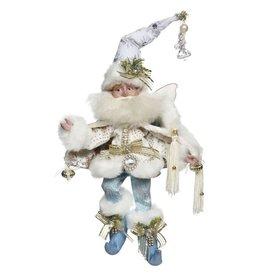 Mark Roberts Fairies Christmas Snow Ski Fairy 51-78046 SM 9.5 inch