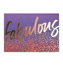 Papyrus Greetings Birthday Card Fabulous Taylor Swift Ombre Sparkle