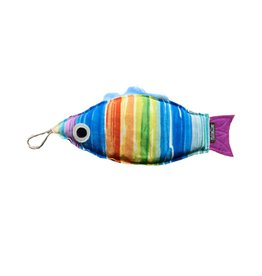 FishBellies™ Fish Shaped Microwavable Corn Bags GUPPY - Floyd