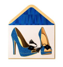 Papyrus Greetings Graduation Card High Heel Grad Shoes