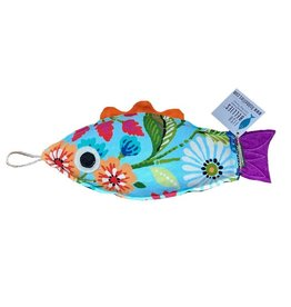 FishBellies™ Fish Shaped Microwavable Corn Bags GUPPY - Consuela