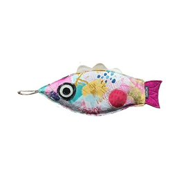 FishBellies™ Fish Shaped Microwavable Corn Bags GUPPY - Chloe