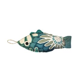 FishBellies™ Fish Shaped Microwavable Corn Bags GUPPY - AB0G