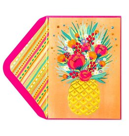 Papyrus Greetings Mothers Day Card Pineapple Bouquet