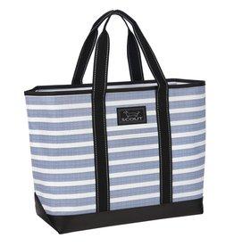 Scout Bags Beach Bum Tote Bag 14332 Oxford Blues