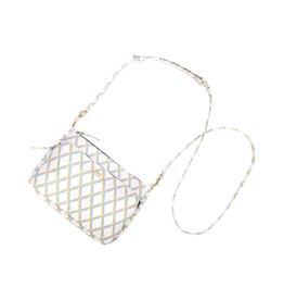 Scout Bags Hepburn Crossbody Bag 28129 Diamond Ecru - Floor Sample