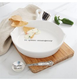 Mud Pie Warming Serving Skillet Set In Queso Emergency