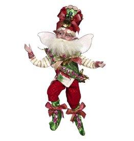 Mark Roberts Fairies Christmas Joyful Time Fairy 51-78010 SM 11 inch