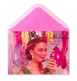 Papyrus Greetings Birthday Card Birthday Martinis