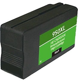 Digs 950XL HE-CN045AN 86ML Remanufactured Ink Jet Cartridge - Black