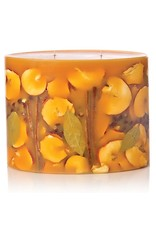 Rosy Rings Spicy Apple Limited Edition Botanical Candle 12x7x9
