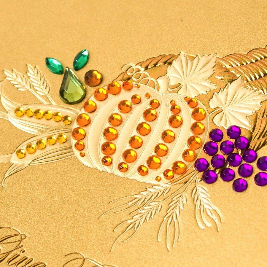 Papyrus greetings thanksgiving card gem cornucopia digs n gifts papyrus greetings thanksgiving card gem cornucopia m4hsunfo